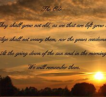 The Ode by Clive