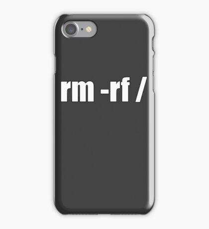 rm -rf /  iPhone Case/Skin