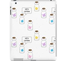 Hey Listen! (And Friends) iPad Case/Skin