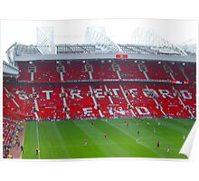 The Stretford End Poster