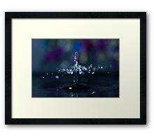 Sparkle of Light Framed Print