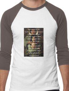 Princess Bride Rhymes Men's Baseball ¾ T-Shirt