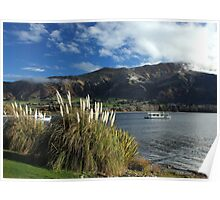 Lake Wanaka, NZ Poster