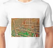 Steam boat engine Unisex T-Shirt