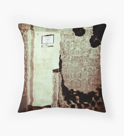Simulacrum Throw Pillow