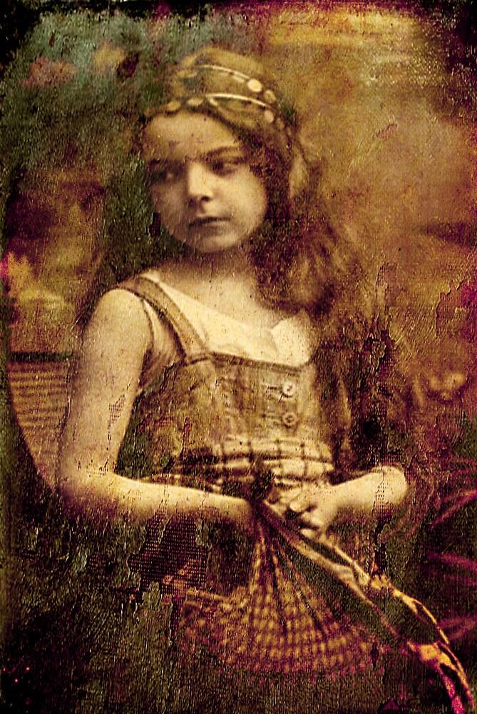 Gypsy Girl by garts