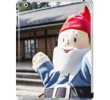 Japan Gnome iPad Case/Skin