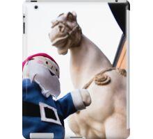 Gus Horse iPad Case/Skin