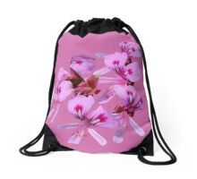 Wildflower Drawstring Bag