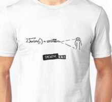 DR HORRIBLE - Death ray Unisex T-Shirt