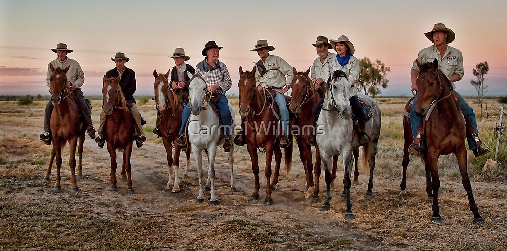 A Ride to Remember - 1 May 2011 by Carmel Williams
