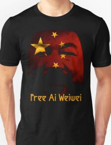 Free Ai Weiwei - NO MARKUP! Unisex T-Shirt