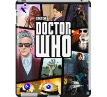 Doctor Who Series Nine iPad Case/Skin