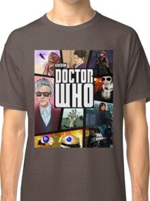 Doctor Who Series Nine Classic T-Shirt