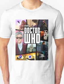 Doctor Who Series Nine Unisex T-Shirt