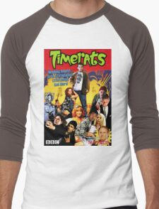 Timerats Men's Baseball ¾ T-Shirt