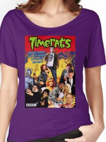 Timerats Women's Relaxed Fit T-Shirt