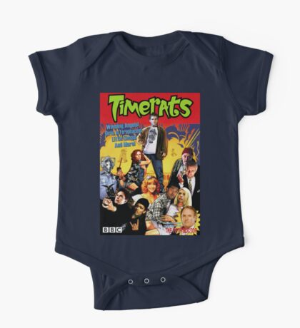 Timerats One Piece - Short Sleeve