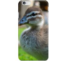 Chip the Duckling iPhone Case/Skin