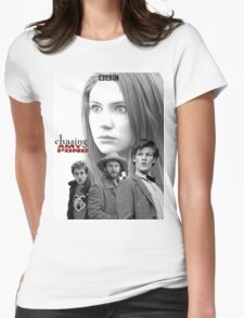Chasing Amy Pond Womens Fitted T-Shirt