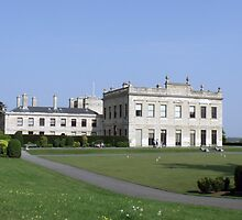 Brodsworth Hall by ANDREW BARKE