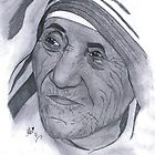 Mother Teresa and Mother&#x27;s Day by Bobby Dar