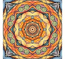 Mandala #30 Photographic Print