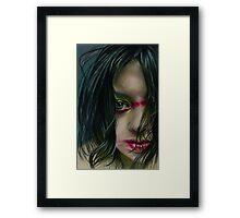 Nightshade Framed Print