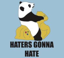 Haters Gonna Hate: Panda by Krydel