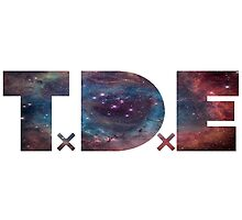 TDE TOP DAWG BLUE PURPLE RED NEBULA by SourKid