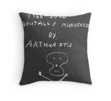 A Memorial Throw Pillow