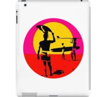 Surf  iPad Case/Skin