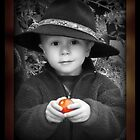 A boy & his Tomato by AngieBanta