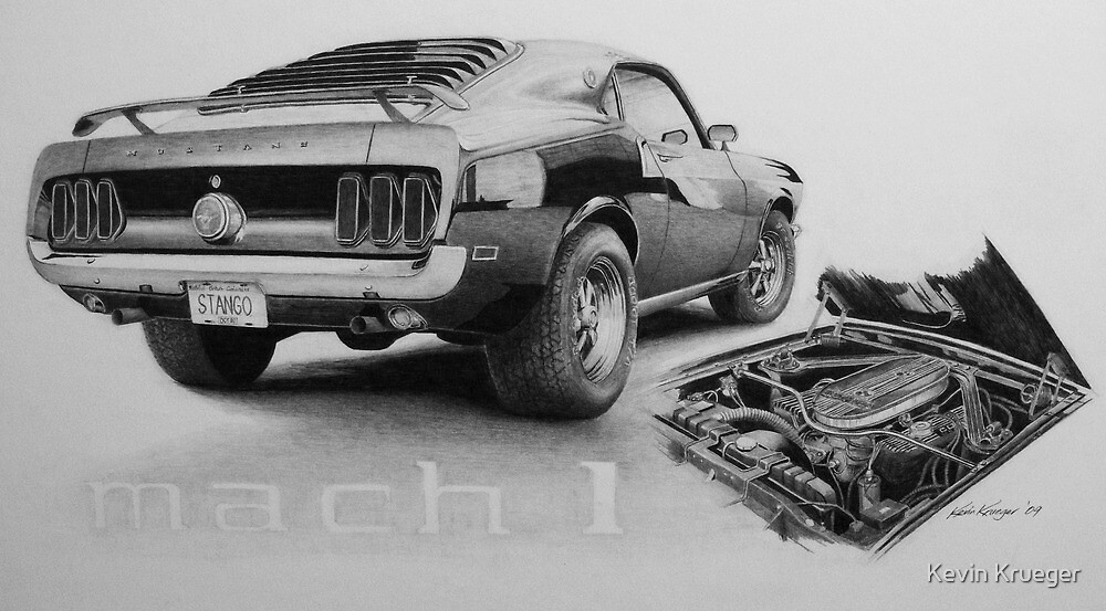 '69 Mach I by Kevin Krueger