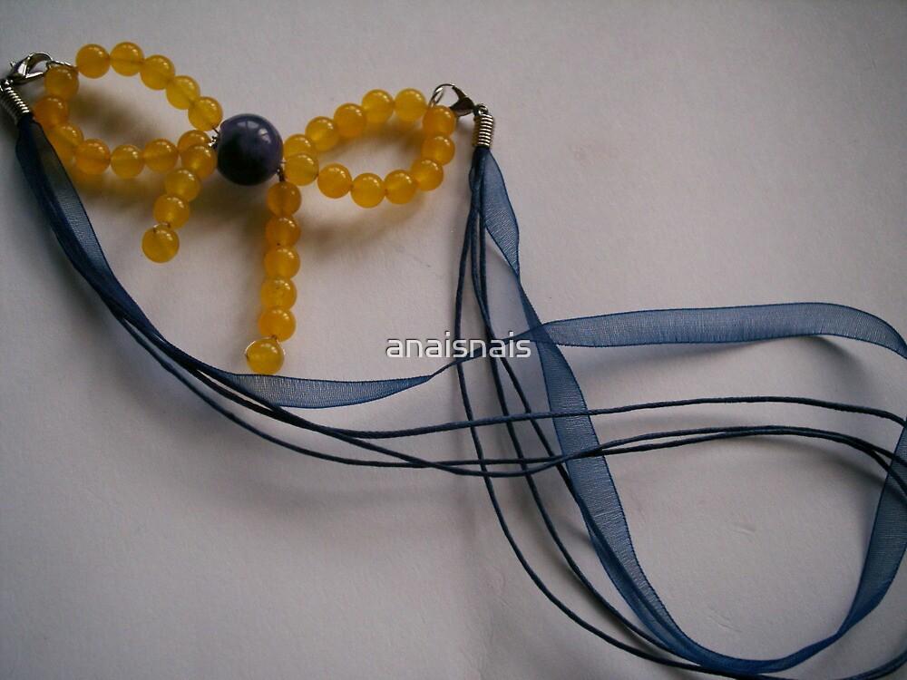 Handmade jewellery - semi precious gemstones... by anaisnais