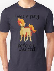 Ponyta hipster T-Shirt