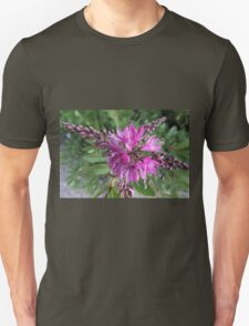 "Symmetry of Pink Flowers - Hebe ""Great Orme"" T-Shirt"
