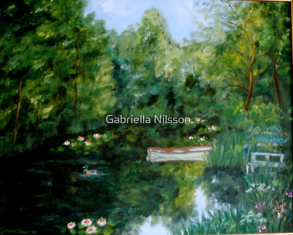 """""""The River"""" by Gabriella Nilsson"""