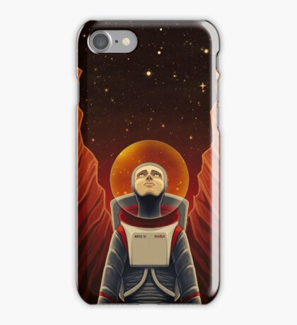 I Am Completely Alone Here iPhone Case/Skin