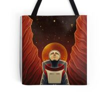I Am Completely Alone Here Tote Bag