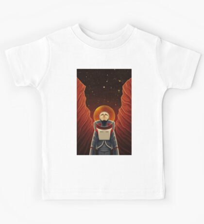 I Am Completely Alone Here Kids Tee