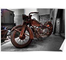 Rusty Machine Poster