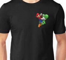 Mario & Yoshi Unisex T-Shirt