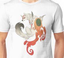 Okami Flames Unisex T-Shirt