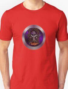 Dredd Skull  Unisex T-Shirt