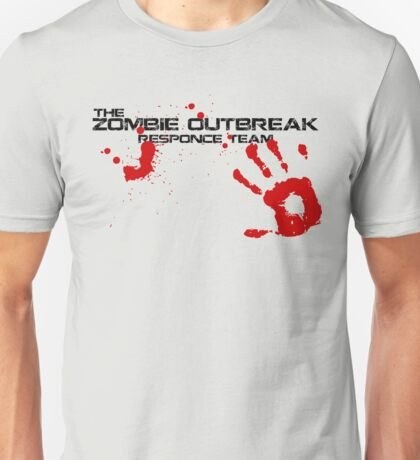 Zombie Outbreak Responce Team Unisex T-Shirt