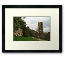 Abbot Huby's Tower 2 Framed Print