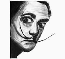 Salvador Dali And The Magnificent Mustache Unisex T-Shirt