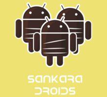 Sankara Droids Baby Tee