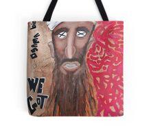 Osama bin laden Portrait  Tote Bag